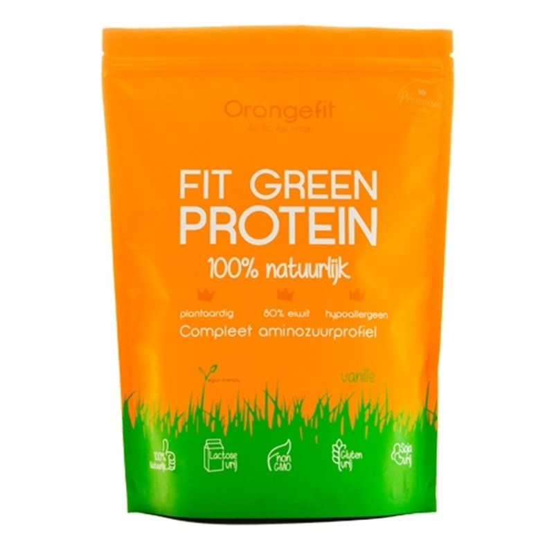 Fit Green Protein 1KG Vanille