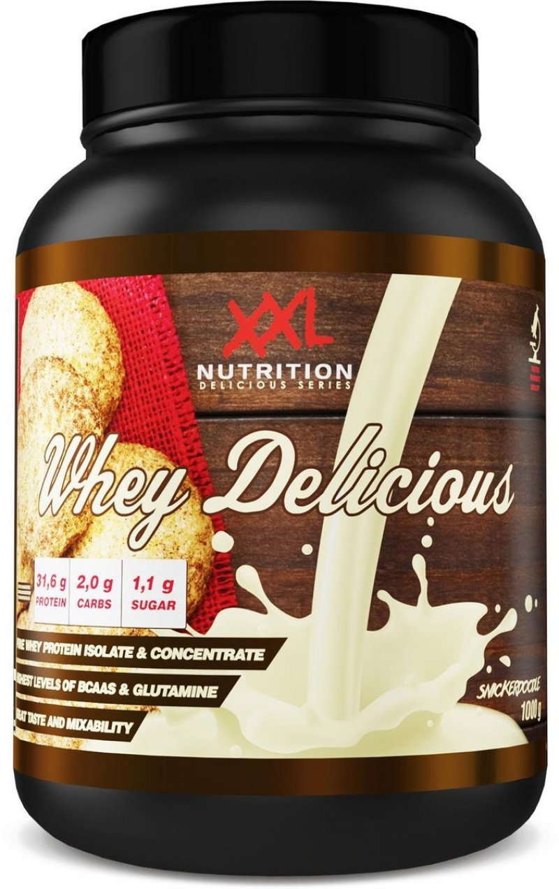whey delicious protein snickerdoodle 1000 g
