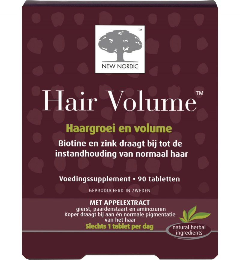 Hair Volume 30 tabletten