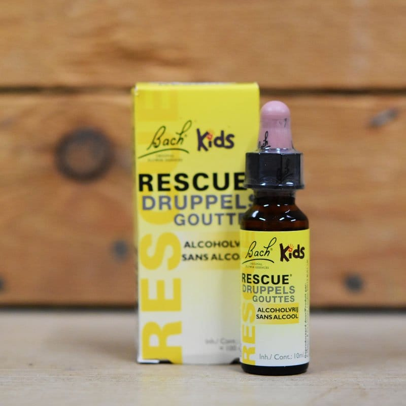 Rescue druppels Kids 10 ml