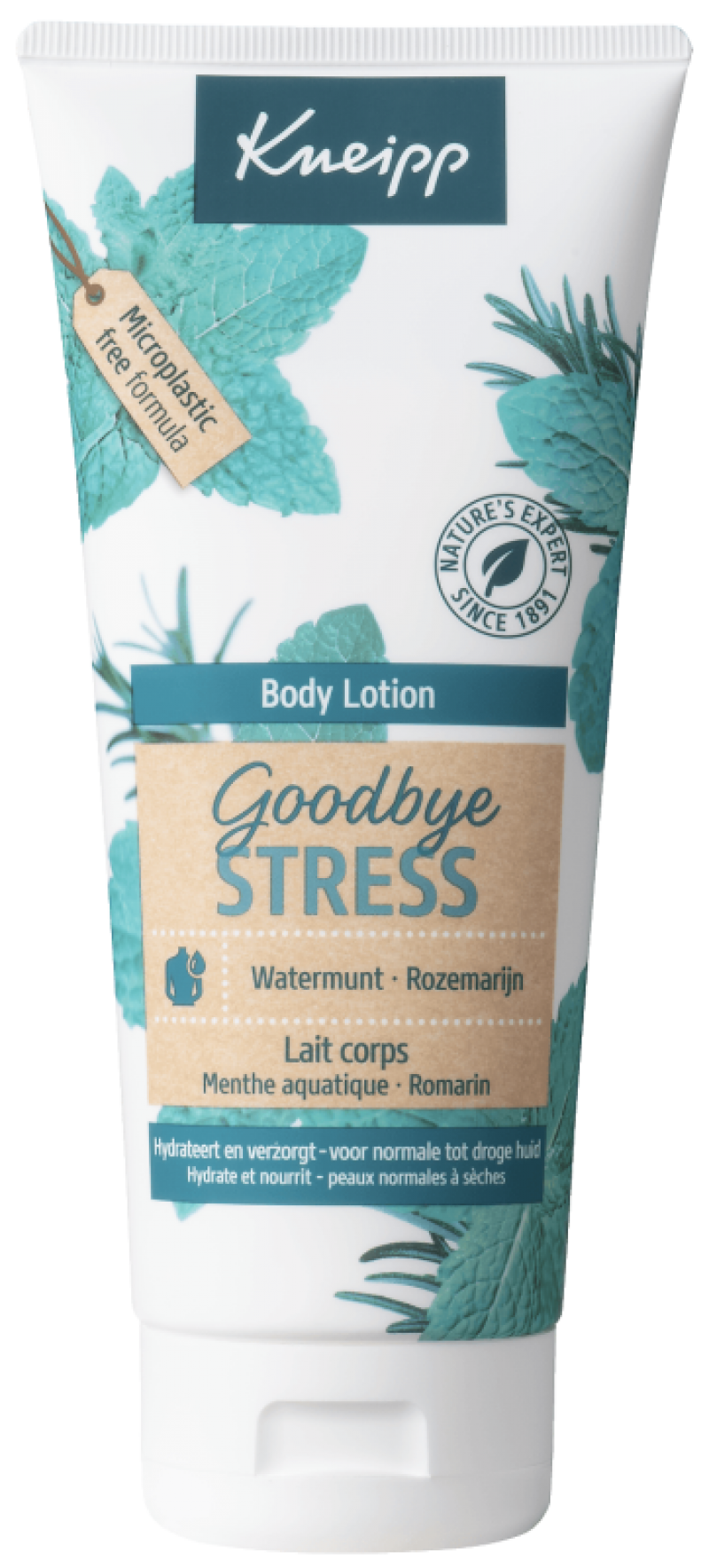 Body Lotion  - Goodbye Stress