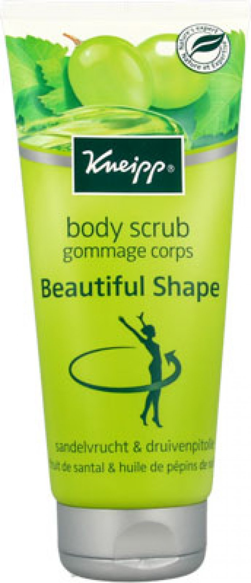 Body scrub - beautiful Shape