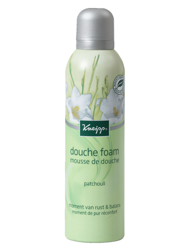 Douche Foam Patchouli 200ml