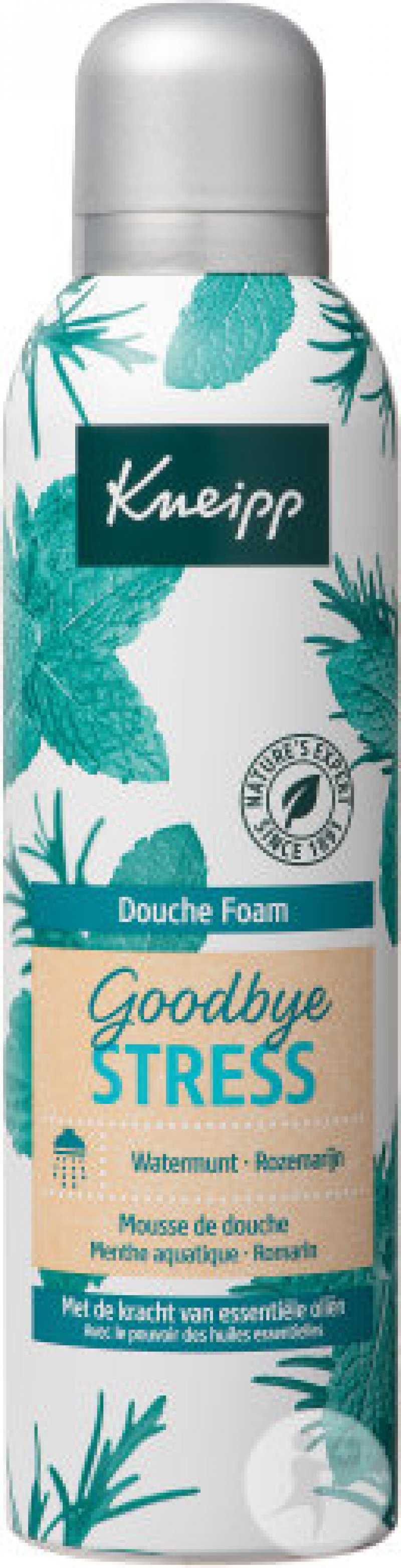 Douche foam - Goodbye Stress