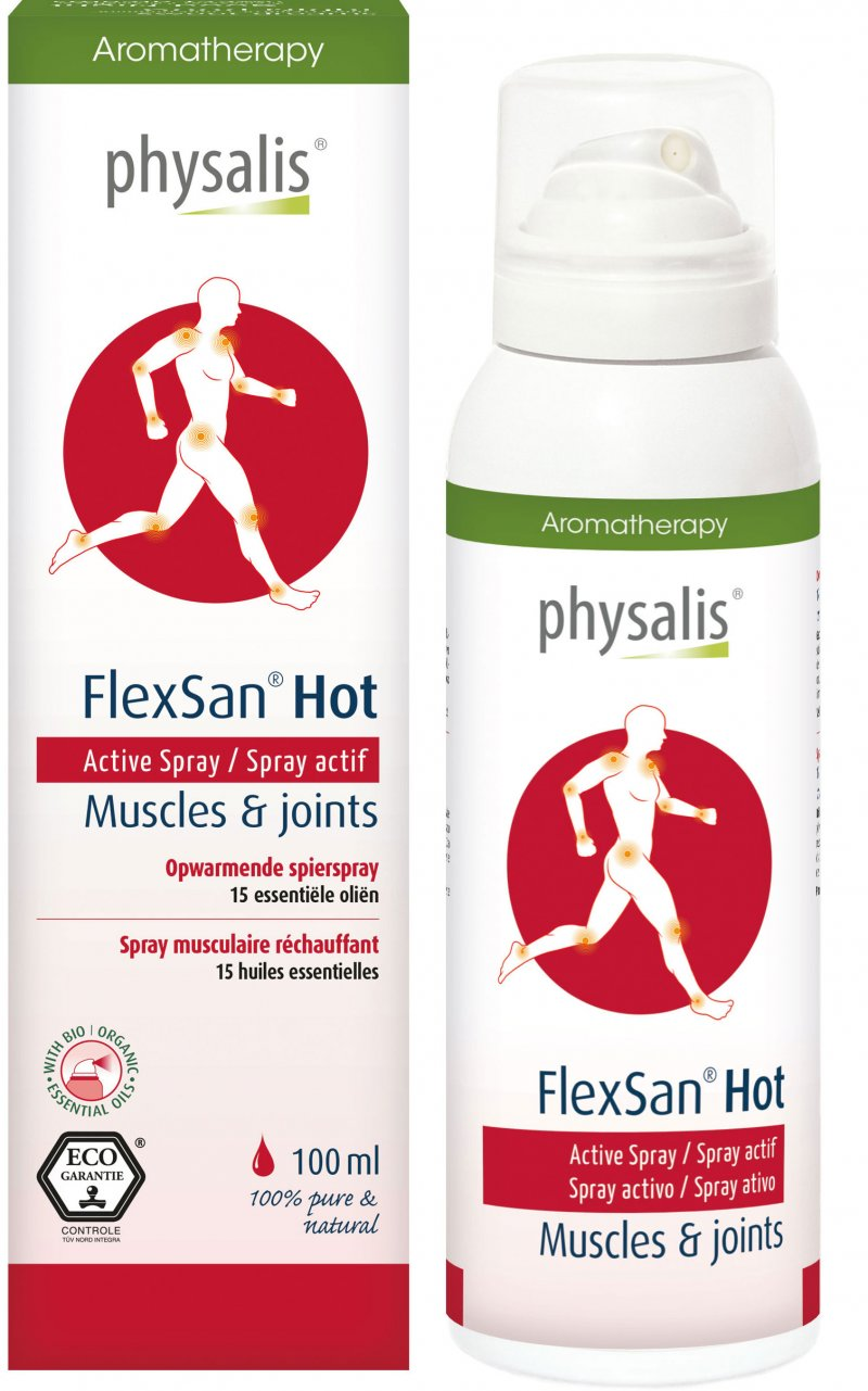 FlexSan Hot spray 100ml