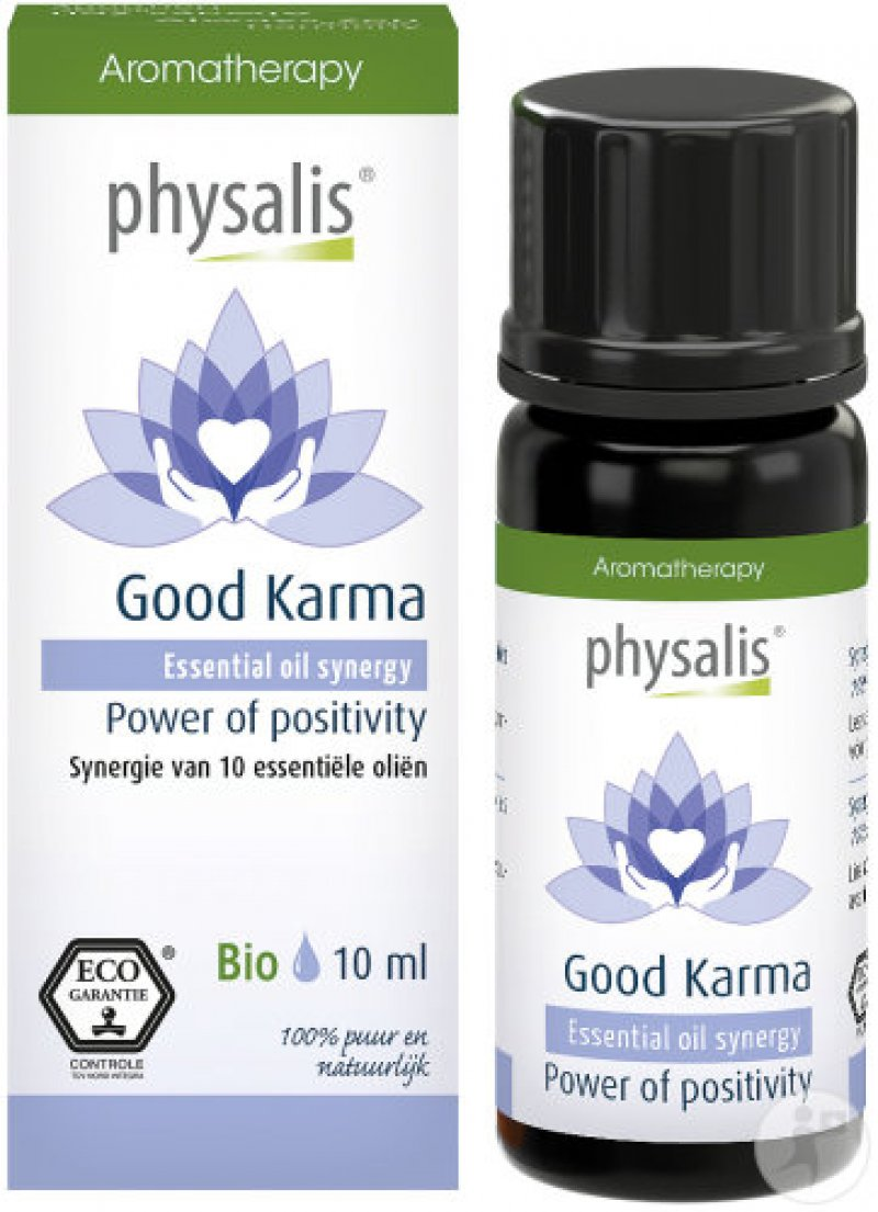 Good karma etherische olie 10 ml