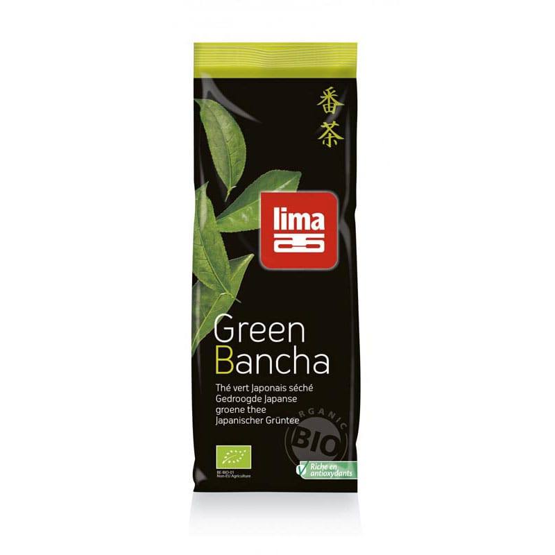 Lima Green Bancha 100gr (losse thee)