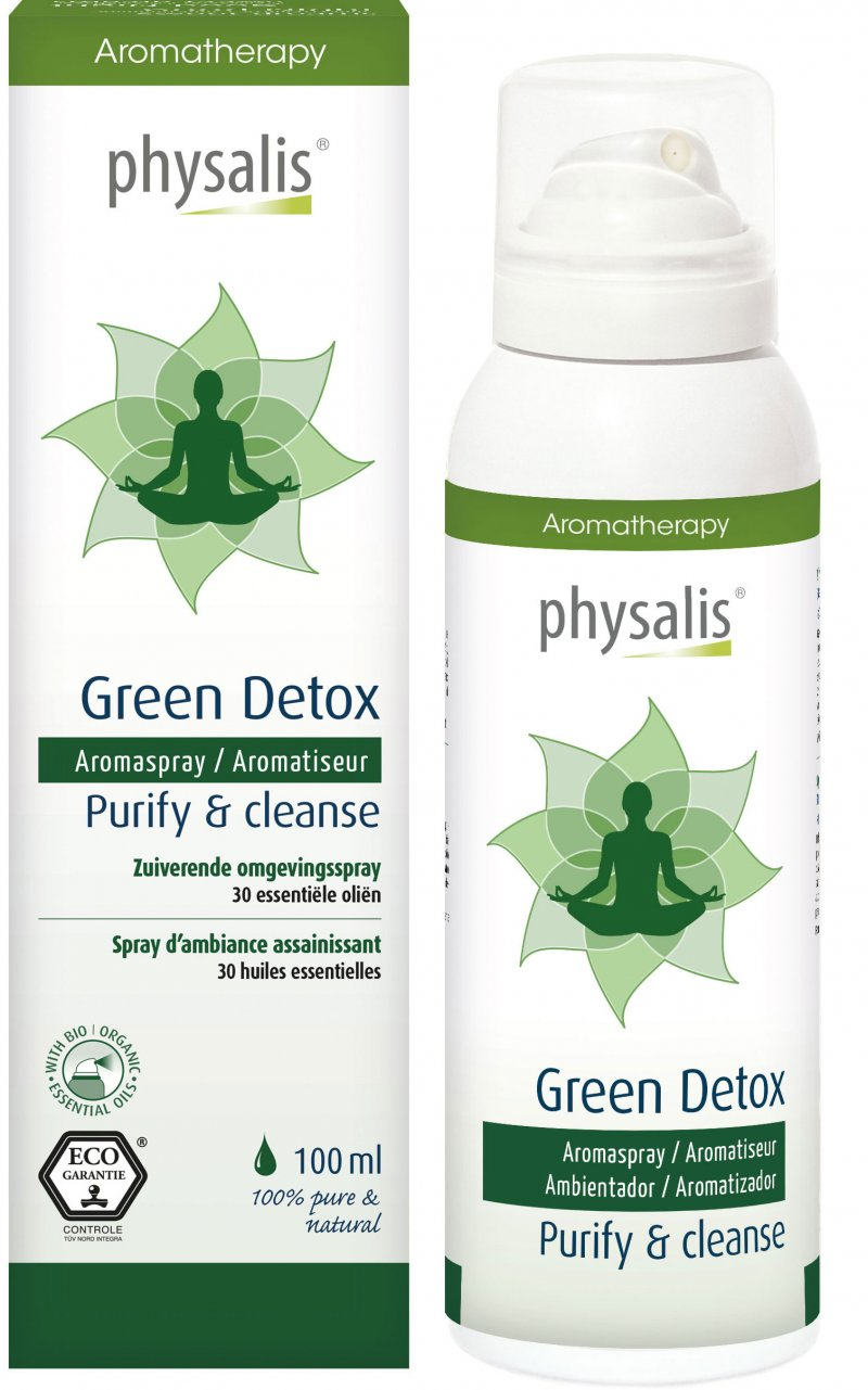 Green Detox spray 100ml