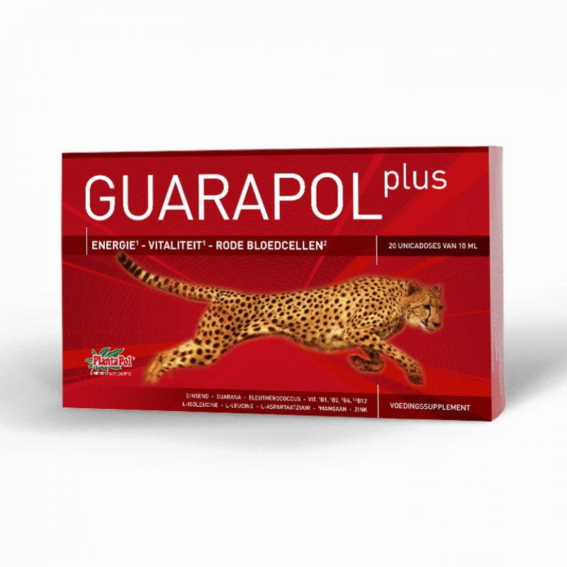 Voedingssupplement: Guarapol plus