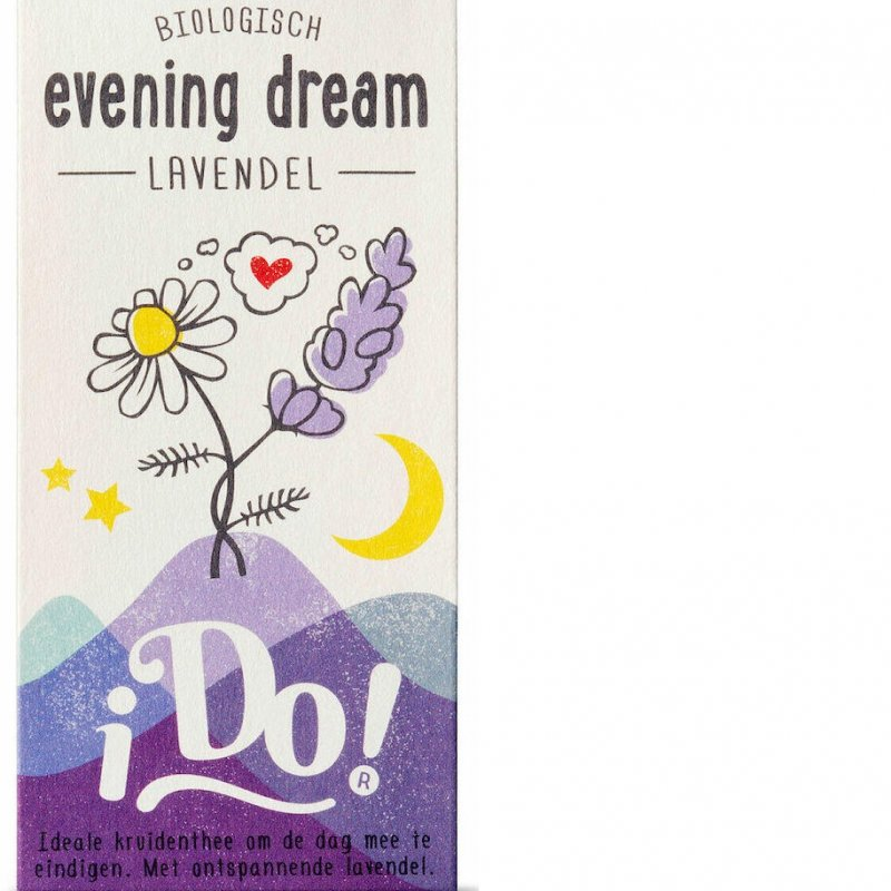 evening dream lavendel thee