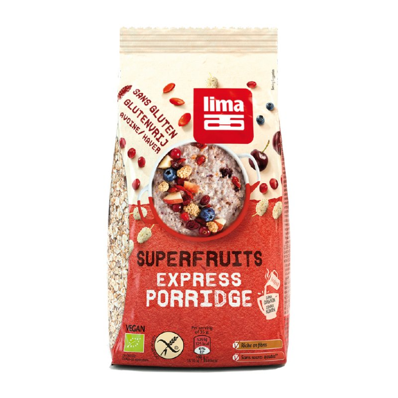Superfruits - Express Porridge
