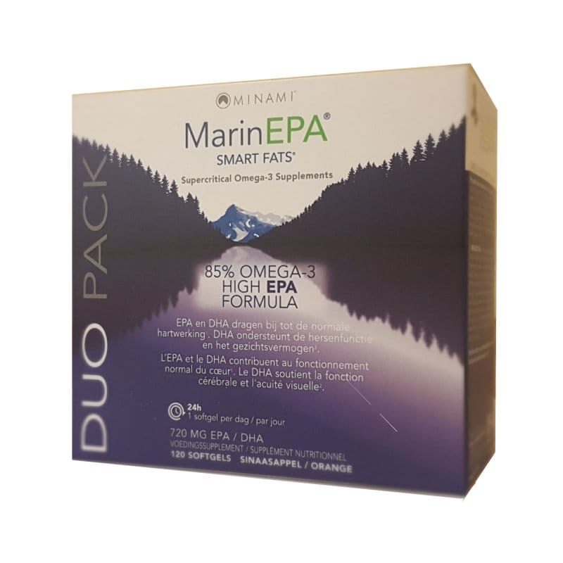 MarinEPA Smart fats Duopack