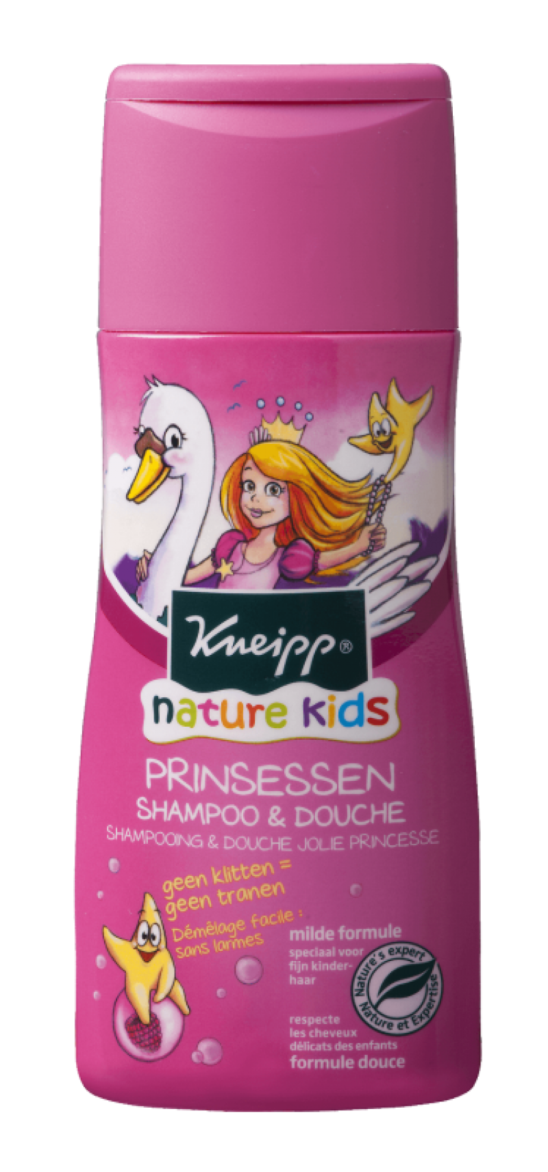 Nature kids - Prinsessen 200ml