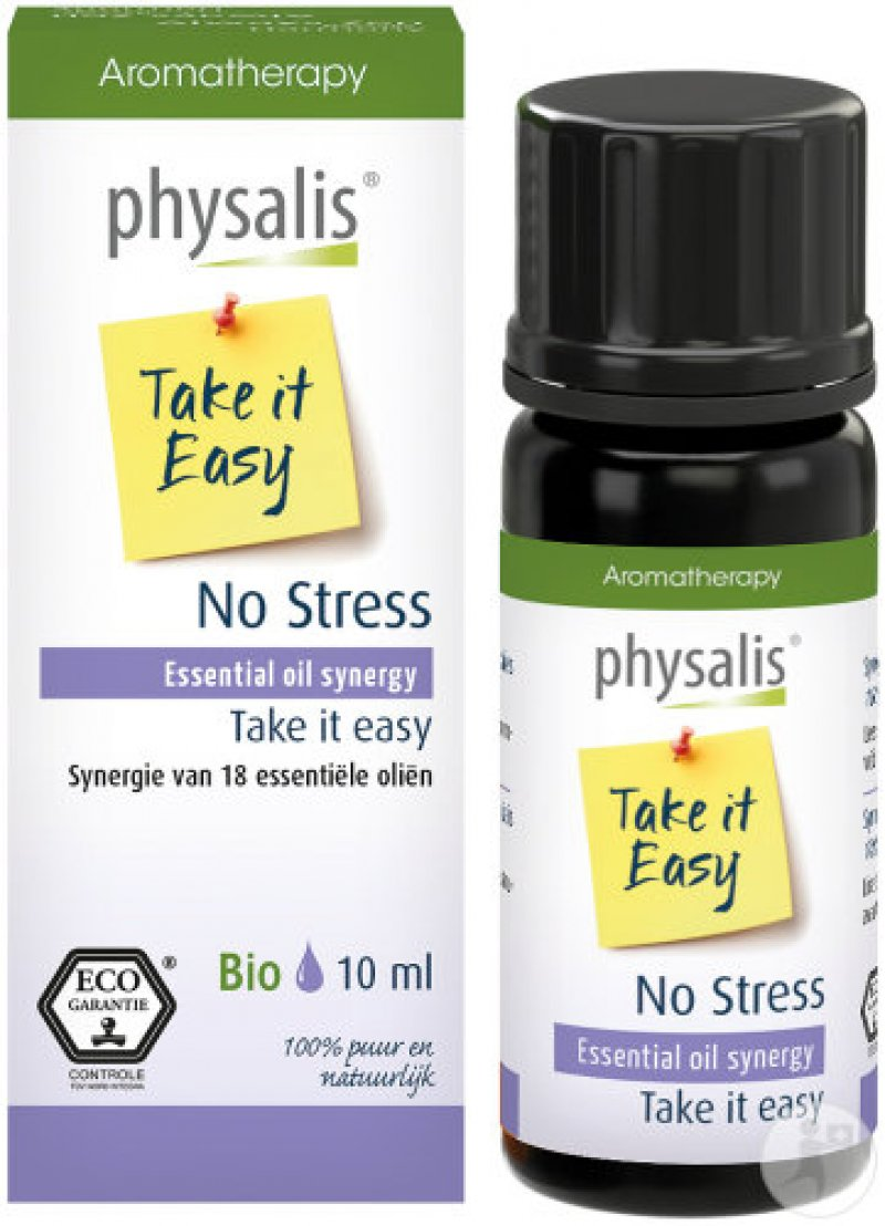 No stress etherische olie 10 ml