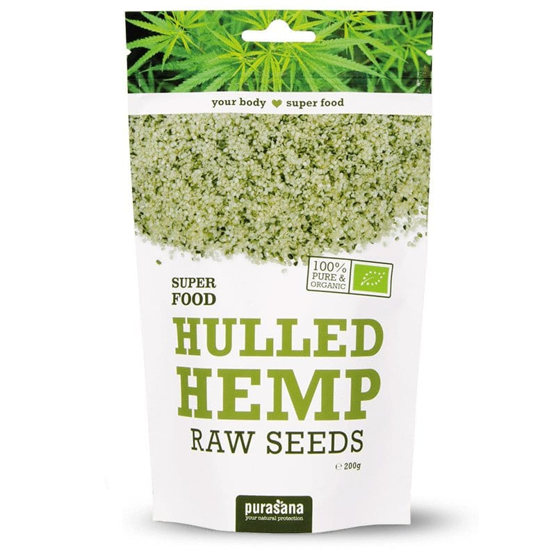 Hulled hemp seeds (gepeld hennepzaad)