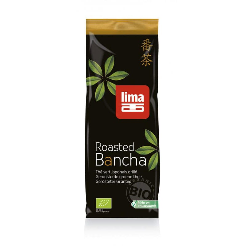 Lima Roasted Bancha 75gr (losse thee)