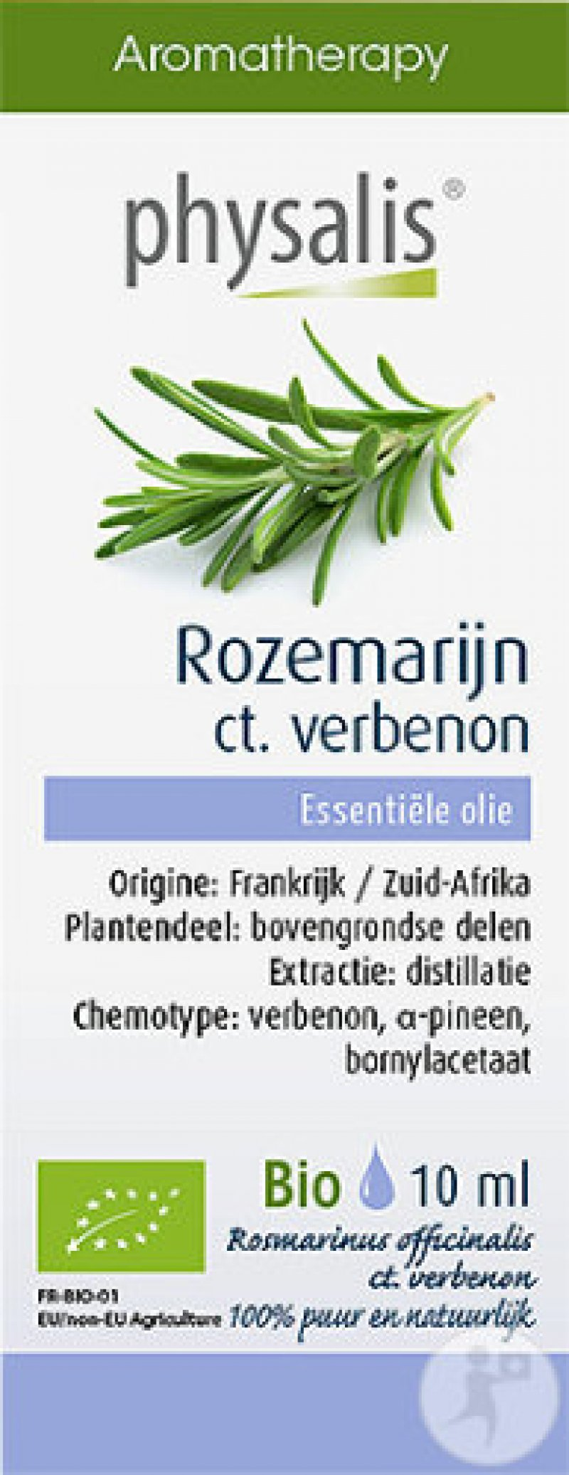 Rozemarijn ct.verbenon 10ml