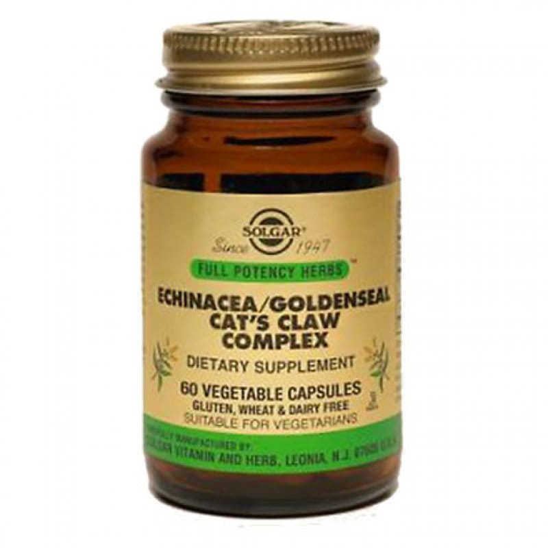 Echinacea/Goldenseal/Cat's Claw Complex