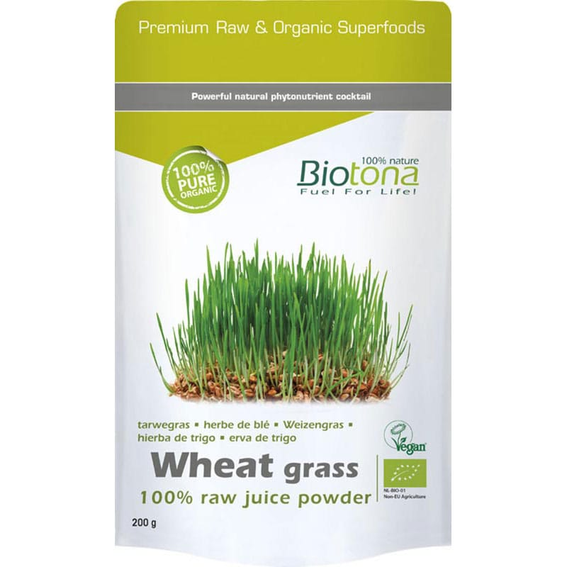 Wheat grass (tarwegras)