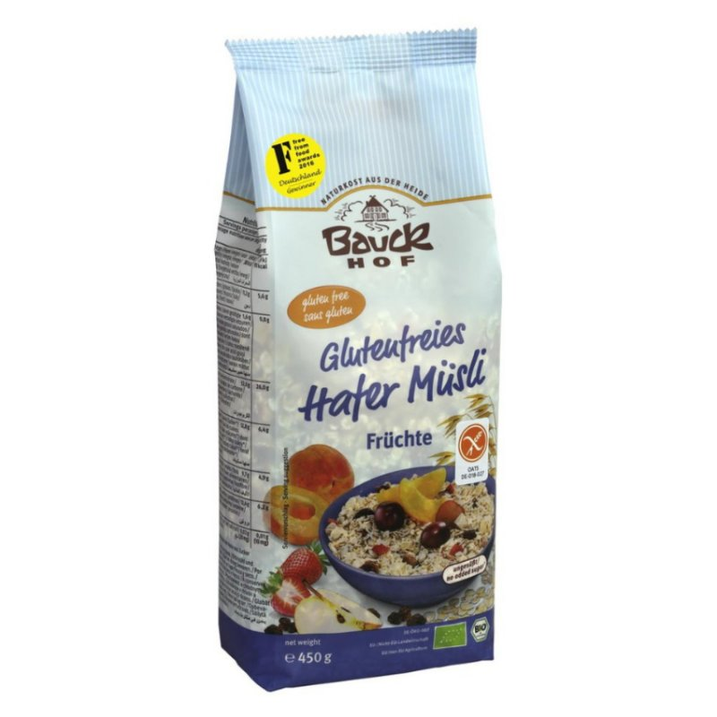 Havermüsli met Fruit