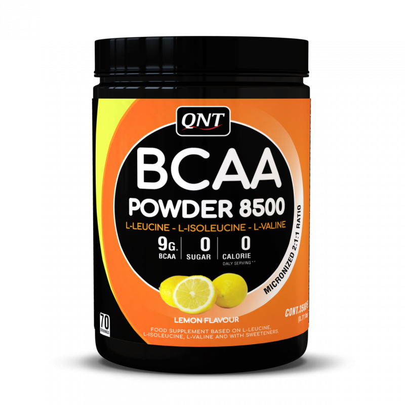 Bcaa 8500 Powder Lemon 350g