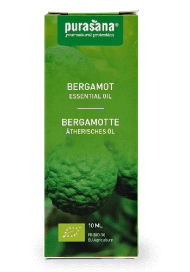 Bergamot etherische olie 10ml