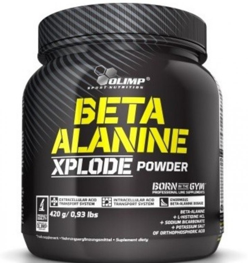 Beta Alanine XPLODE powder 420g