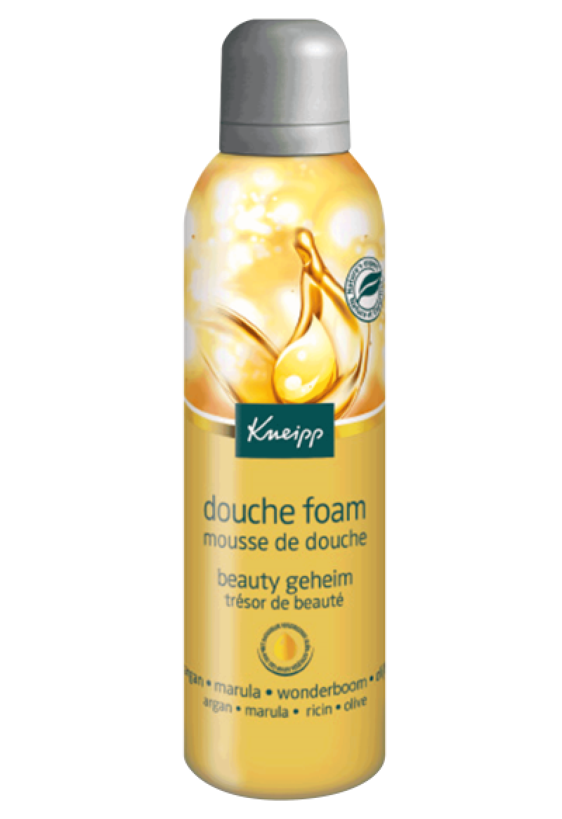 Douche Foam Beauty geheim 200 ml