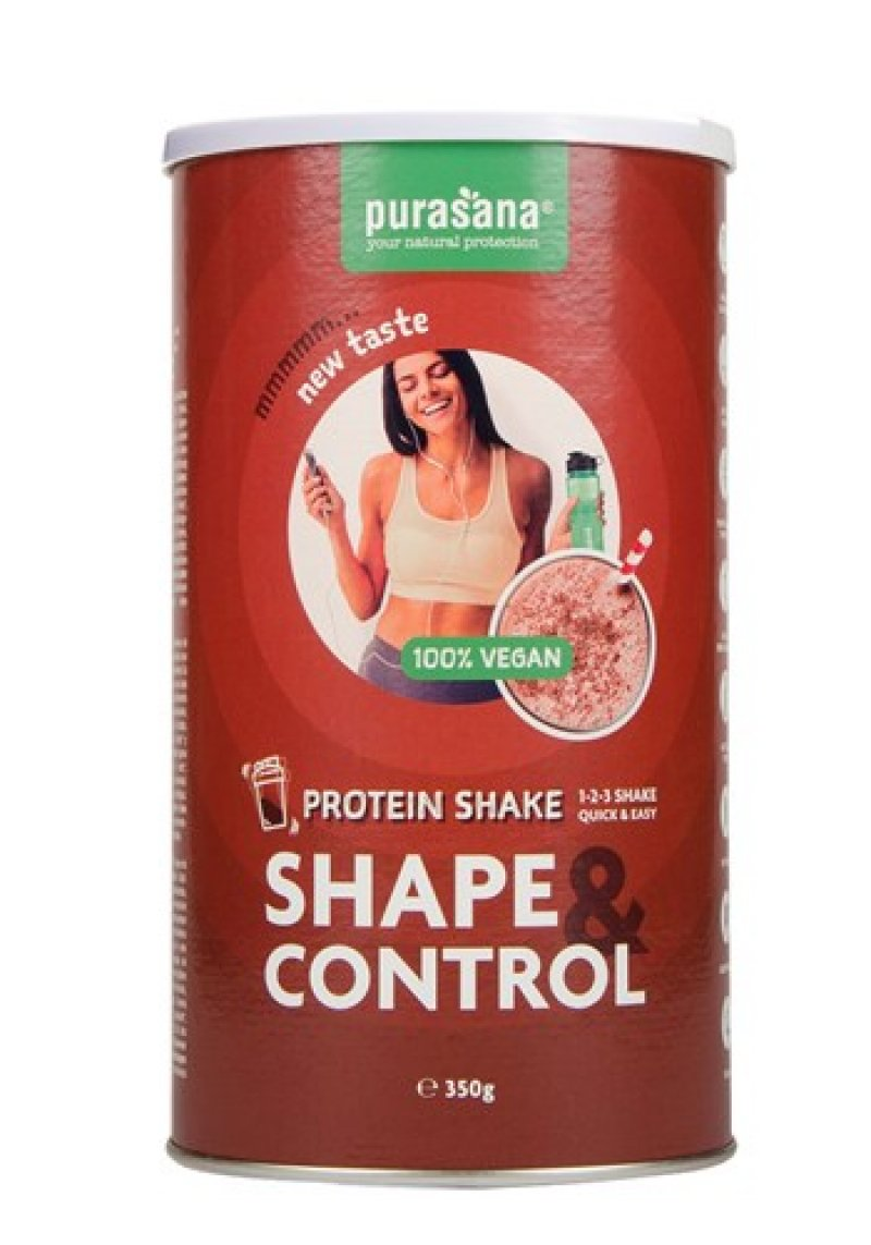 Shape & Control chocolate 350 gram