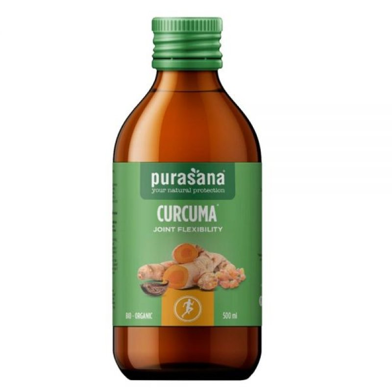 Curcuma Joint Flexibility Bio 500ml