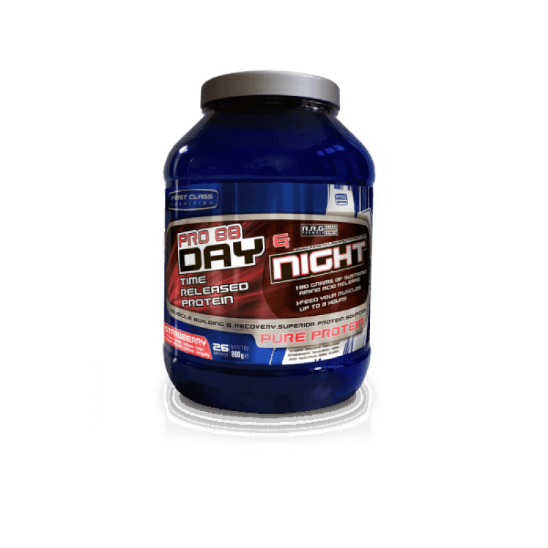 Pro88 Day & Night 800gr Aardbei