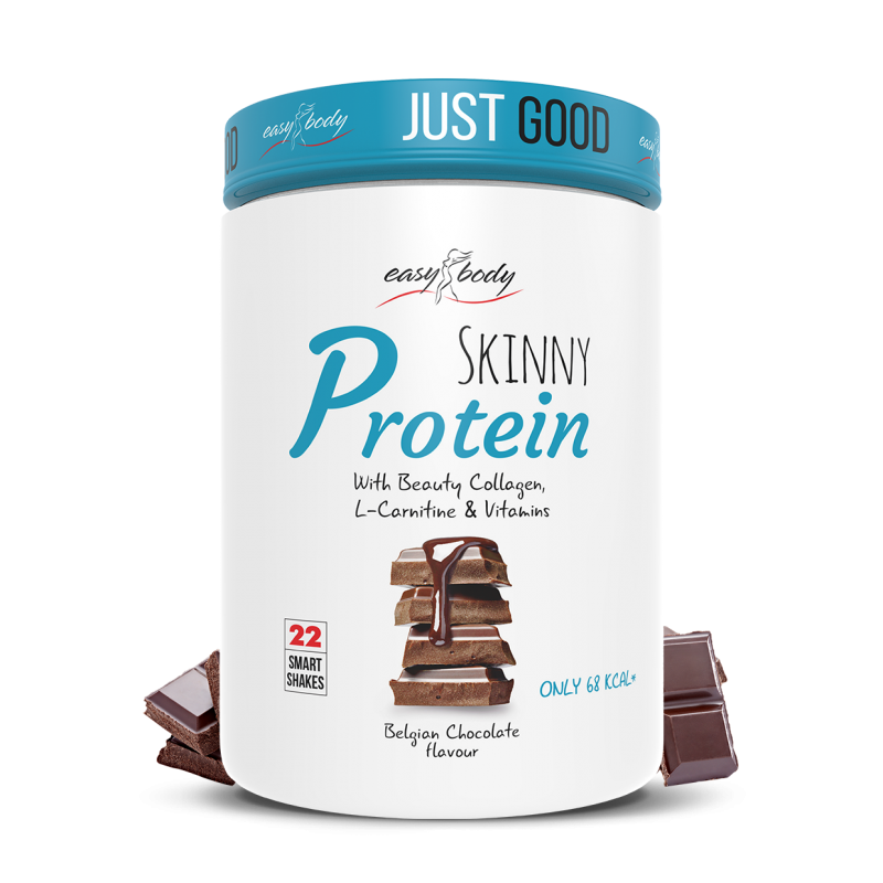 skinny protein belgian chocolate flavour 450 g