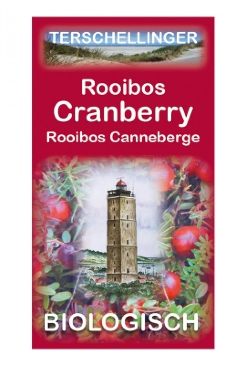 Rooibos - cranberry
