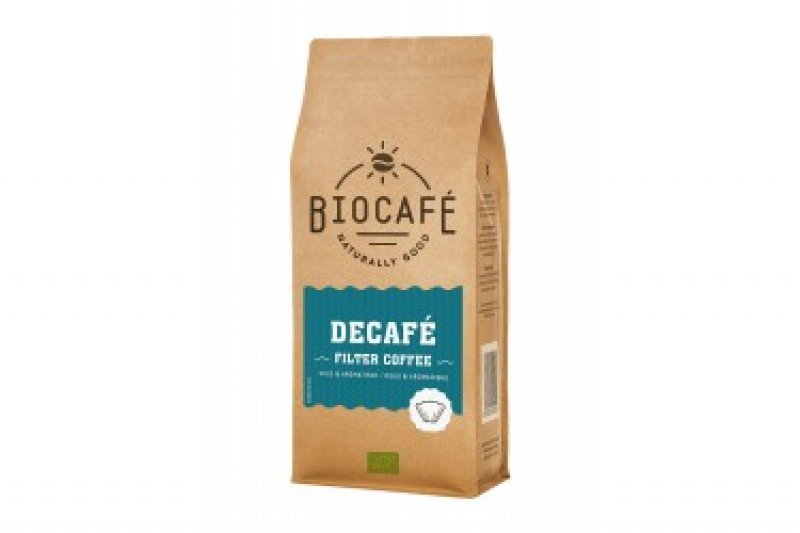 Decafé filter coffee 250g
