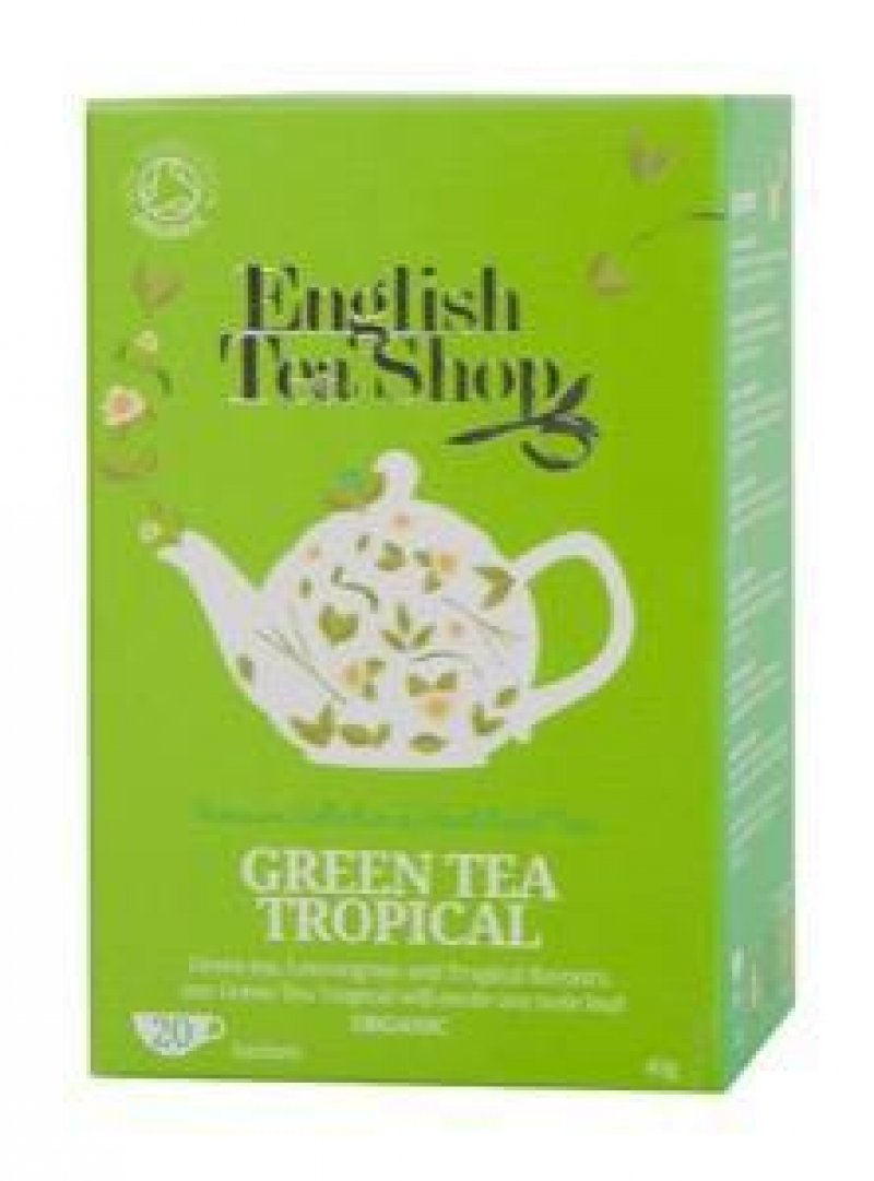 Green tea - Tropical