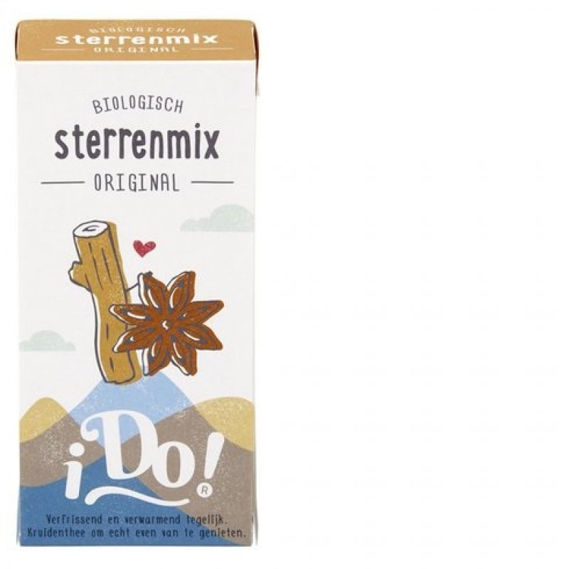 sterrenmix thee