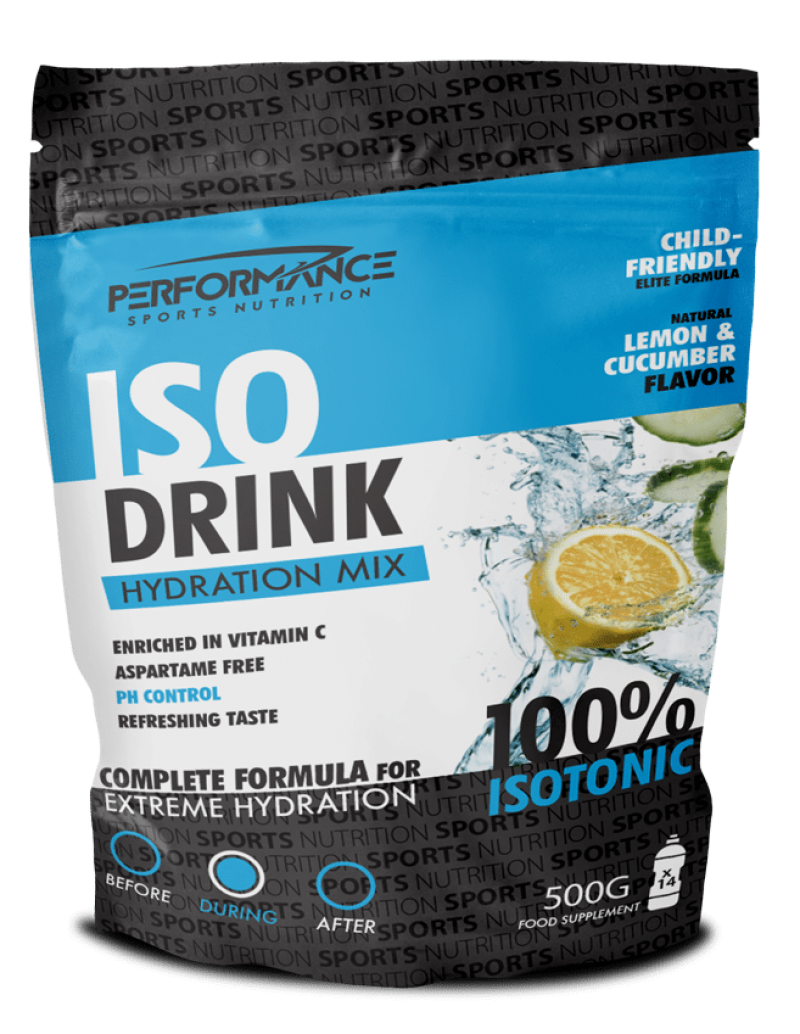 Isodrink Tropical 500g