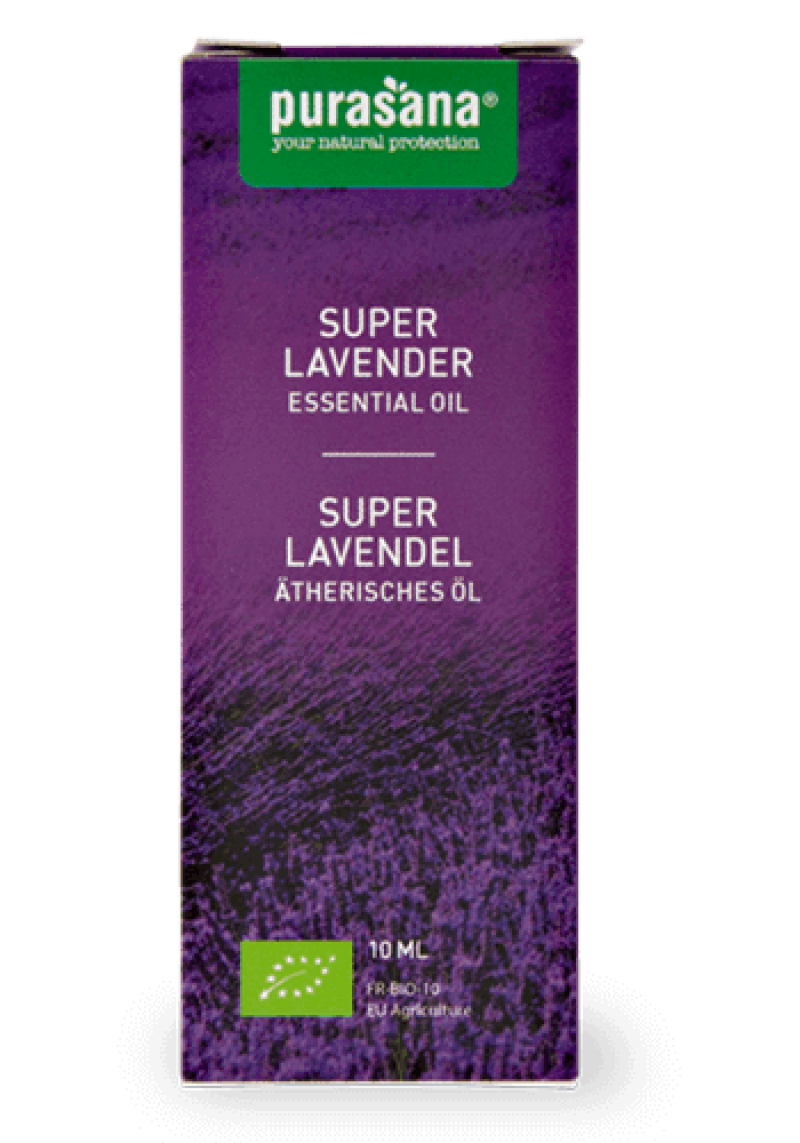 Super lavendel etherische olie 10ml