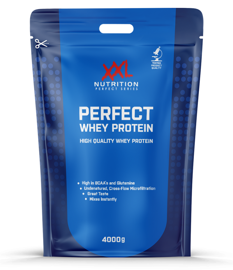perfect whey protein chocolade 4000 g