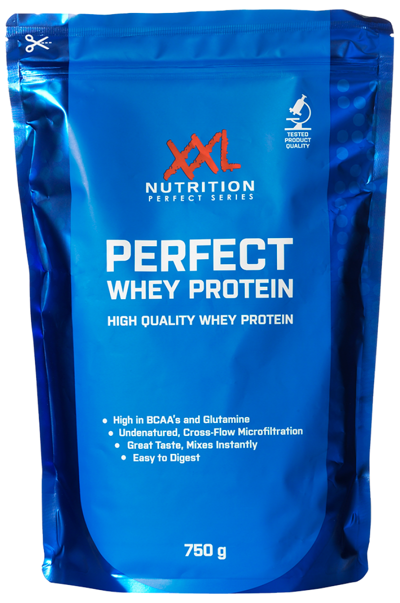 perfect whey protein vanille 750 g