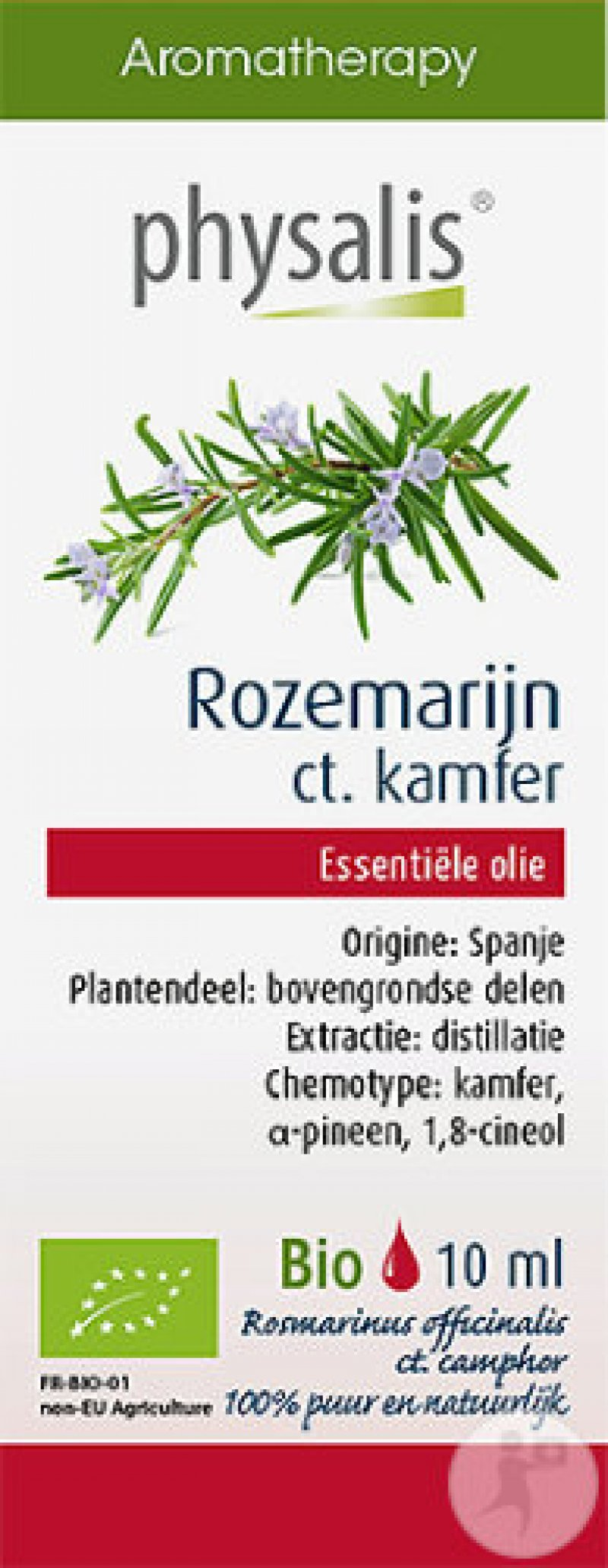 Rozemarijn ct. kamfer 10ml
