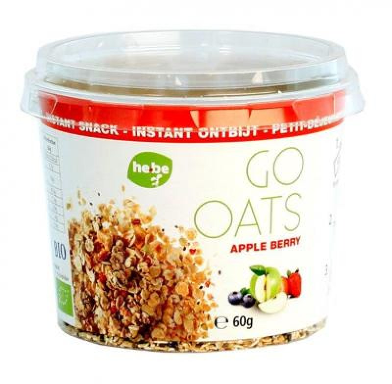 Go oats - apple berry