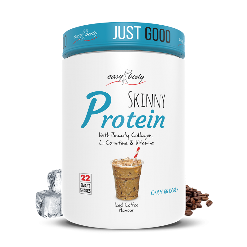 skinny protein iced coffee flavour 450 g