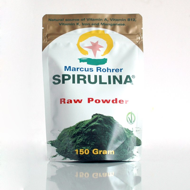 Spirulina - Raw powder