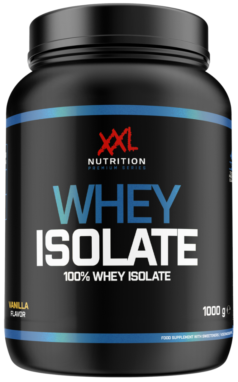 whey isolaat chocolade 1000 g