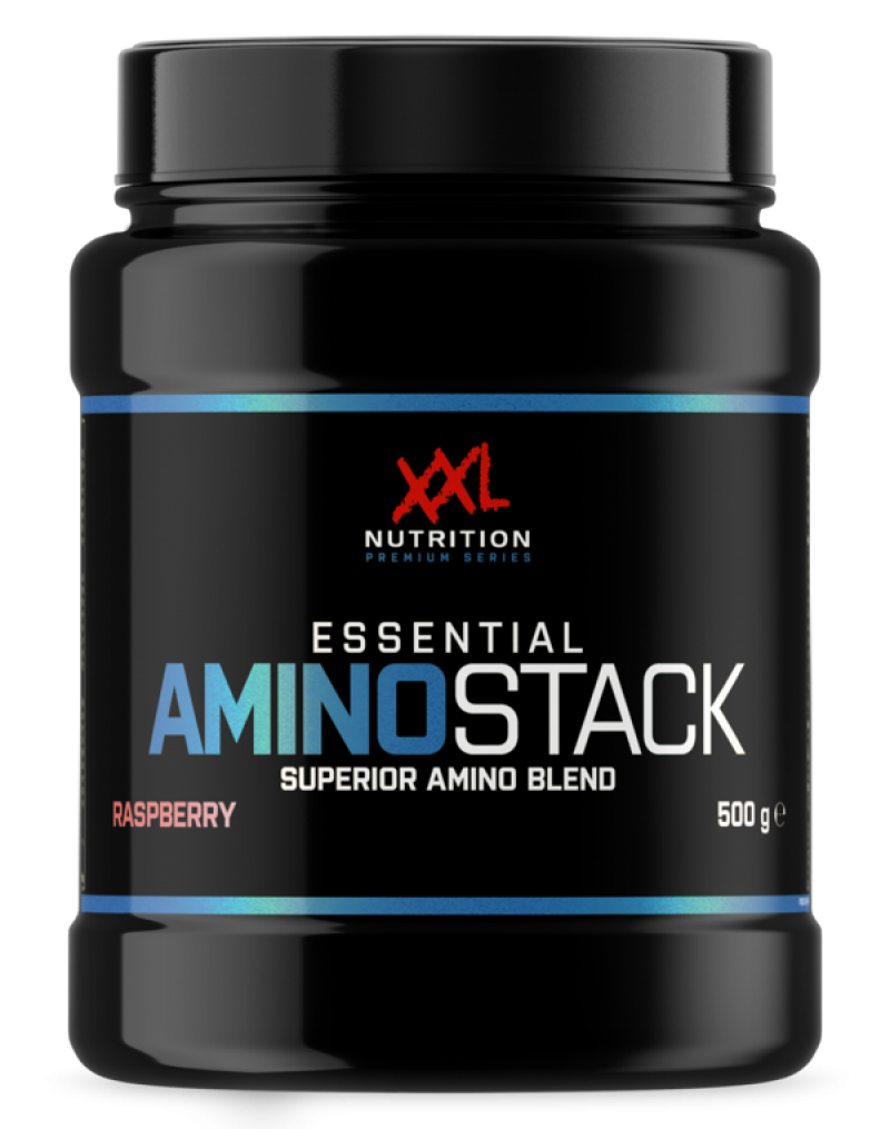 Essential Amino Stack 500 fruit punch